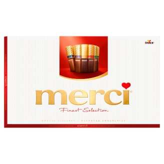 Merci Finest Selection 8 Chocolate Speciality 400 g