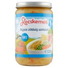 Kecskeméti Gluten- and Dairy-Free Mixed Vegetables with Ham Dish 8+ Months 220 g