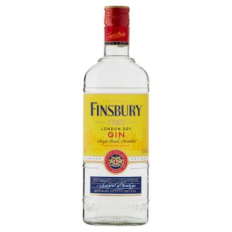 Finsbury London Dry Gin angol gin 37,5% 0,7 l