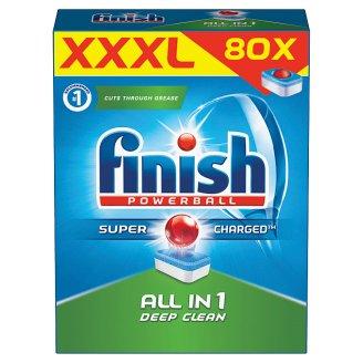 Finish All in 1 mosogatógép-tabletta 80 db