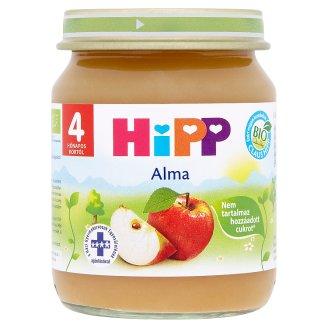 HiPP BIO glutén- és tejszármazékmentes alma bébidesszert 4 hónapos kortól 125 g