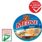 Medve natúr, kenhető, zsíros, ömlesztett sajt 8 db 140 g