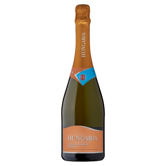 Hungaria Irsai Olivér Bottle-Fermented White Quality Sparkling Wine 0,75 l