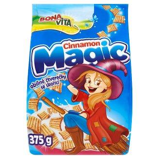 Bona Vita Cinnamon Magic fahéjas gabona négyzetek 375 g