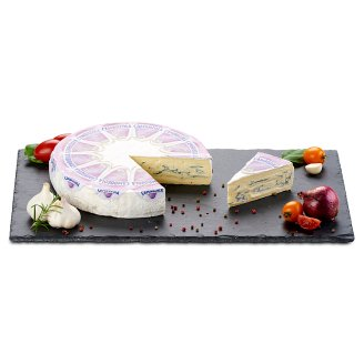 Cambozola Blue Veined Full Fat Soft Cheese with Garlic