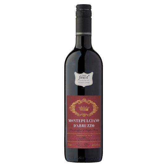 Tesco Finest Montepulciano d'Abruzzo vörösbor 13,5% 750 ml