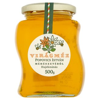 Magyar termelői virágméz 500 g