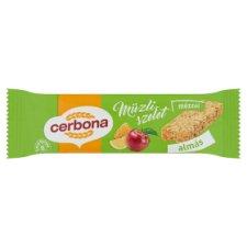 image 1 of Cerbona Apple Cereal Bar with Lemon 20 g