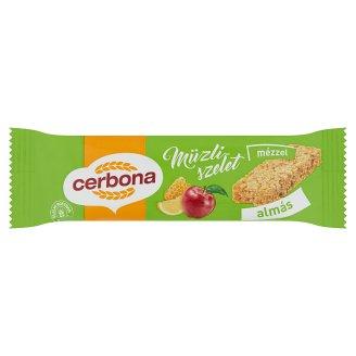 Cerbona Apple Cereal Bar with Lemon 20 g