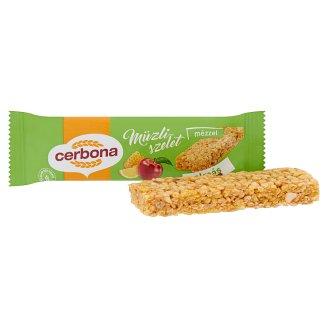 image 2 of Cerbona Apple Cereal Bar with Lemon 20 g