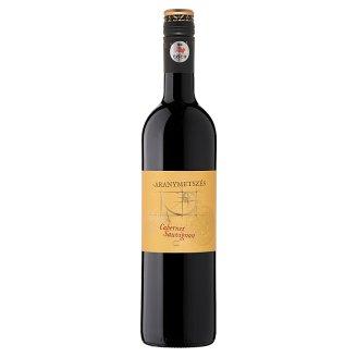 Varga Aranymetszés Cabernet Sauvignon száraz vörösbor 12% 0,75 l