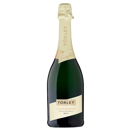 Törley Chardonnay Brut minőségi pezsgő 0,75 l
