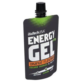 BioTech USA Orange Flavoured Energy Gel 60 g