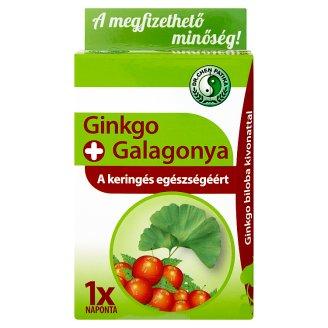 Dr. Chen Patika Ginkgo + Hawthorn Dietary Supplement Tablets 30 pcs 13,5 g