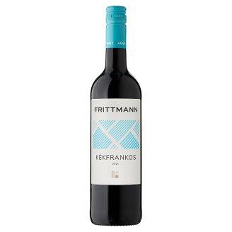Frittmann Kunsági Kékfrankos száraz, vörös OEM bor 12% 750 ml