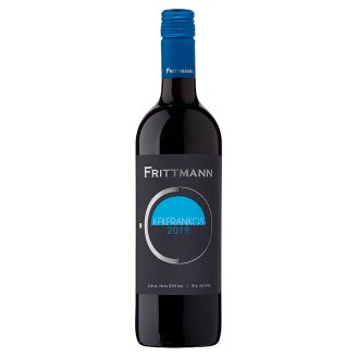 Frittmann Kunsági Kékfrankos Dry Red Wine 12% 750 ml