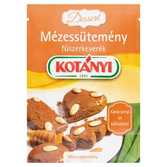 Kotányi Dessert Honey Cake Spice Mix 27 g