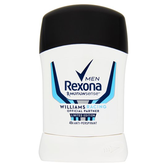 Rexona Men Williams Racing izzadásgátló stift 50 ml
