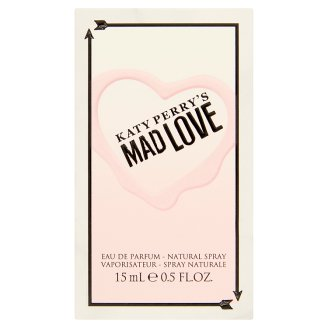 Katy Perry's Mad Love Eau de Parfum Natural Spray 15 ml