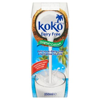Koko Coconut Milk Drink with Calcium and Vitamins 250 ml