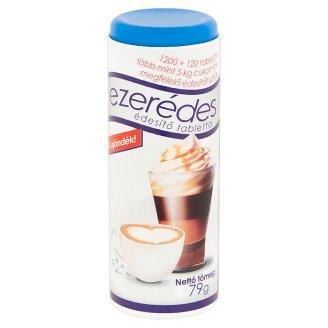 Ezerédes Sweetener Tablets 1320 pcs 79 g