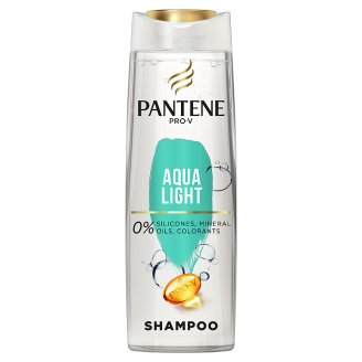 Pantene Pro-V Lightweight Nourishment Sampon, 400 ml