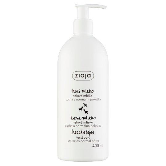 Ziaja Goat's Milk Body Lotion Moisturising for Dry and Normal Skin 400 ml