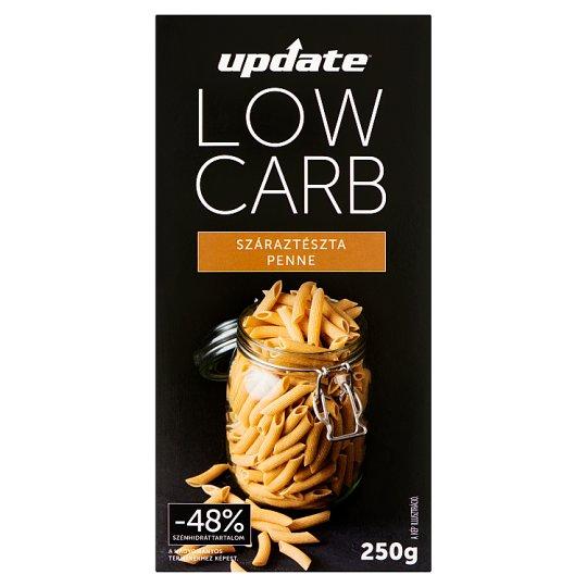Update Low Carb penne 4 tojásos száraztészta 250 g