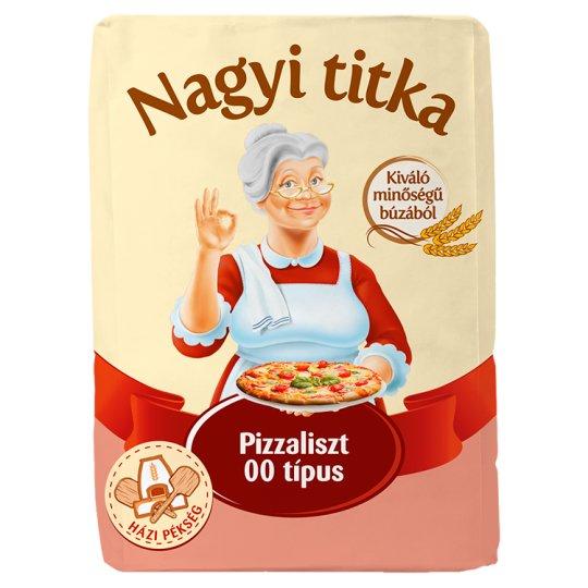 Nagyi titka Pizza Flour 1 kg