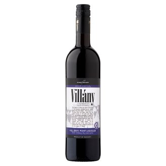 Wine Concept Villány Villányi Portugieser száraz vörösbor 12% 0,75 l