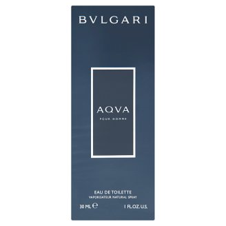Bvlgari Aqva Pour Homme EDT férfi parfüm 30 ml
