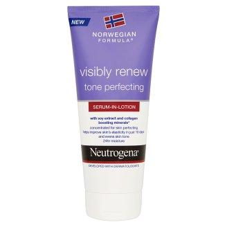 Neutrogena Norvég Formula Visibly Renew bőrtökéletesítő testápoló szérum 200 ml
