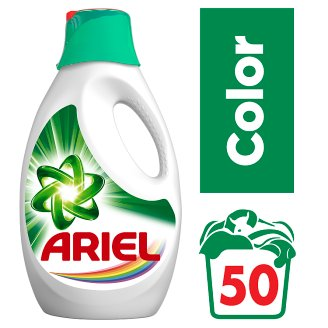 Ariel Washing Liquid Color 3250ml 50 Washes
