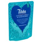 Tilda Coconut, Chili & Lemongrass Steamed Basmati Rice 250 g
