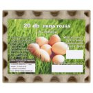 """A"" Quality Fresh Egg S 20 pcs"