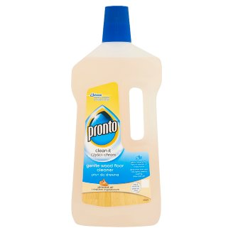 Pronto Extra Care Hardwood Floor Cleaner with Almond Oil 750 ml