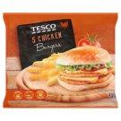 Tesco darált csirkemellhúsból formázott, készresütött, gyorsfagyasztott termék 5 db 500 g