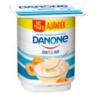 Danone Apricot Flavoured Low-Fat Yoghurt with Live Cultures 140 g