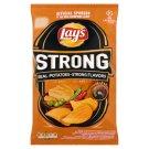 Lay's Strong sajt és csípős paprika ízű burgonyachips 70 g
