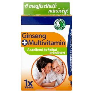 Dr. Chen Patika Ginseng + Multivitamin étrend-kiegészítő kapszula 30 db 12,7 g
