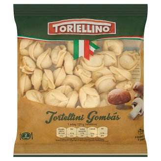 Tortellino Tortellini Fresh Pasta Filled with Mushroom 250 g