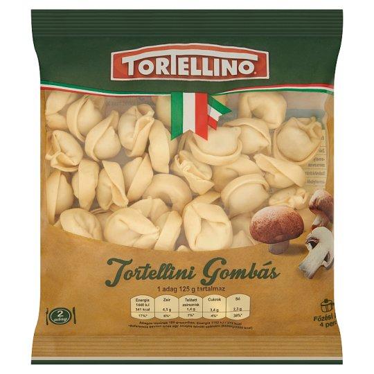 Tortellino Tortellini gombás töltelékkel töltött friss tészta 250 g