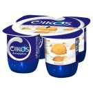 Danone Oikos Görög Biscuit Flavoured Cream Yoghurt with Live Cultures 4 x 125 g