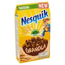 Nestlé Nesquik Granola Crunchy Cereals with Oat Flakes and Cocoa Flakes 300 g