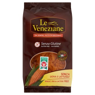 Le Veneziane Penne Rigate Gluten-Free Dried Pasta 250 g