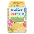 Hamé Hamánek HappyFruit Apple-Pear Baby Dessert with Fruit Pieces 8+ Months 190 g