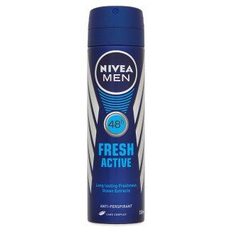 NIVEA MEN Fresh Active 48h Anti-Perspirant Deo Spray 150 ml