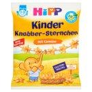 HiPP BIO Zöldséges Csillagok puffasztott gabonás termék 1-3 éves korig 30 g