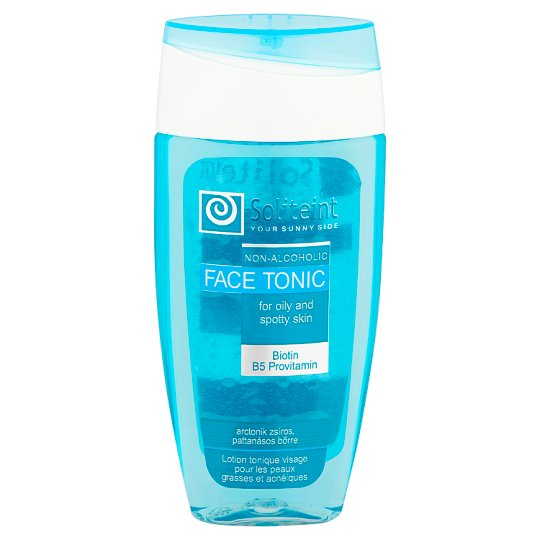 Soliteint Face Tonic for Oily and Spotty Skin 150 ml