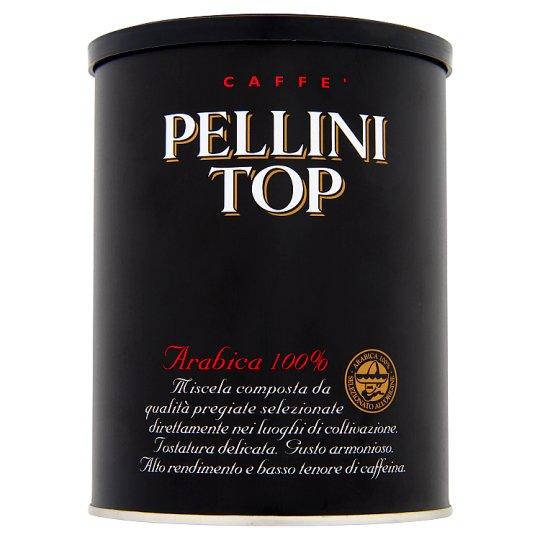 Pellini Top kiváló minőségű őrölt kávé 250 g